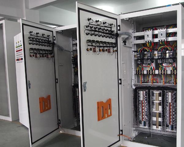 """关于水泵控制柜您知道多少  4,""""p""""压力控制:该型控制柜配备外接电接点"""