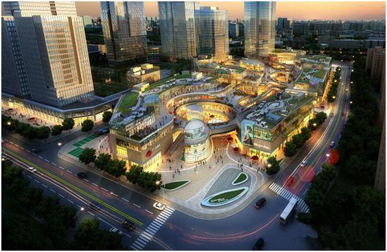 杭州万融城-华益电气案例